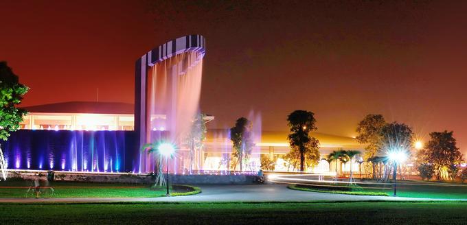 Công viên trung tâm thành phố mới Bình Dương
