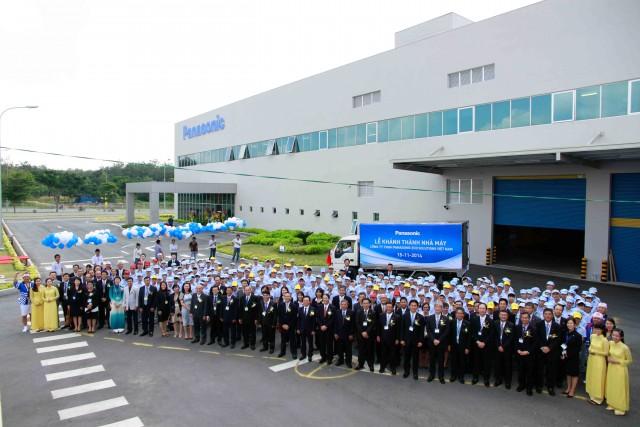 công ty panasonic vsip 2 thành phố mới Bình Dương
