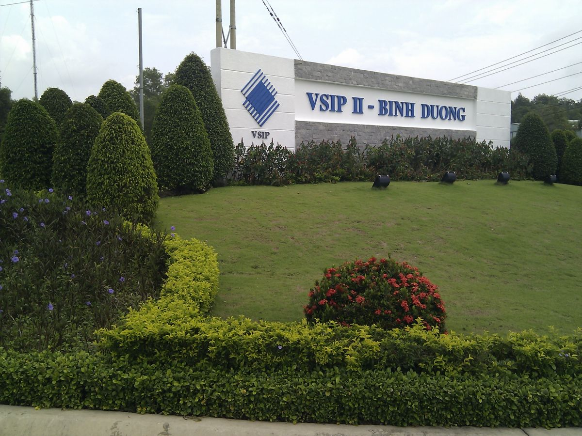 Khu công nghiệp VSIP 2